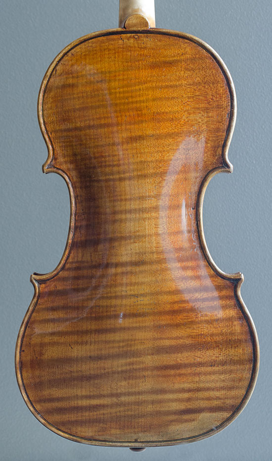 Violon - Giuseppe Guarneri, 2017