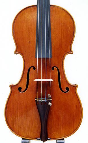 Violin - Pietro Guarneri, 2005
