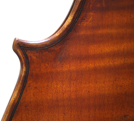 Violin - Pietro Guarneri, 2008
